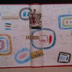 La Route des Flandres (collage) (2001)